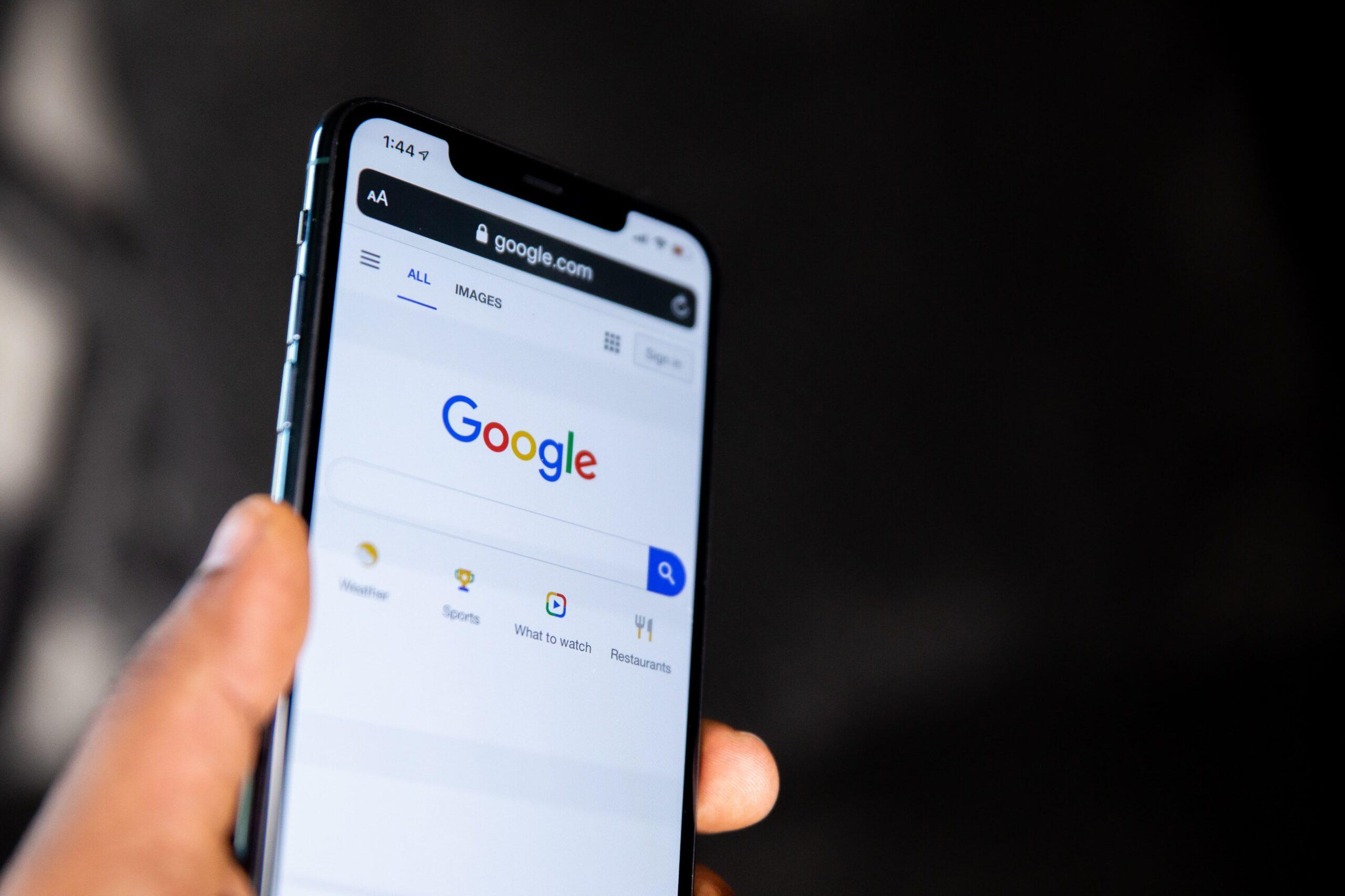 Google Broad Core Algorithm Update June 2021